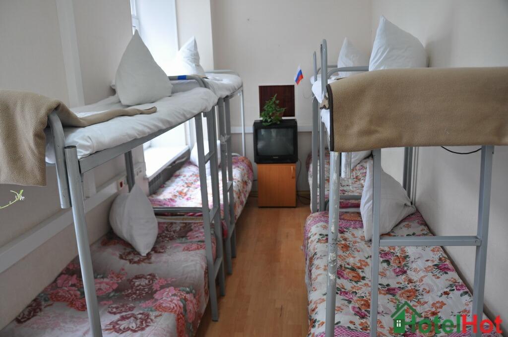 Общежитие «ХотелХот Академическая»