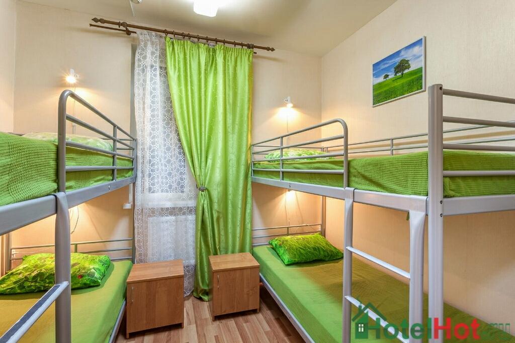 Хостел «ХотелХот на Курской»
