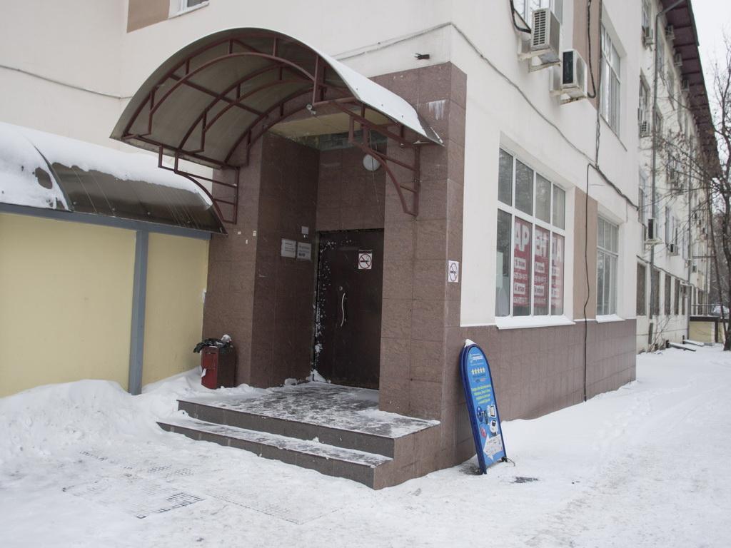 Общежитие «ХотелХот Авиамоторная-2»