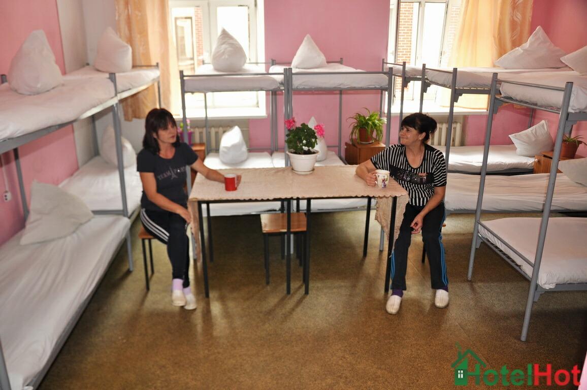 Общежитие «ХотелХот Бауманская»