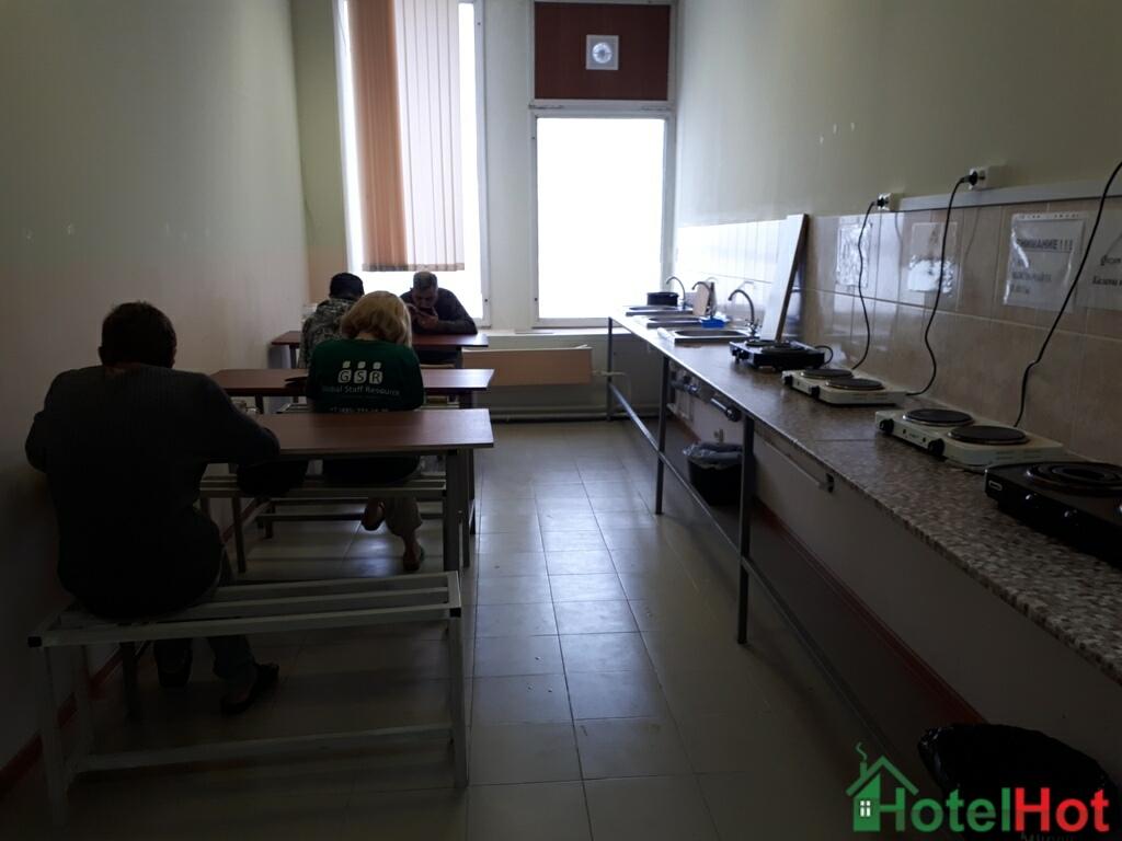 Общежитие «ХотелХот Черкизовская»