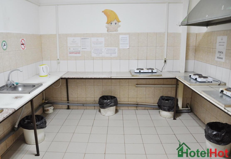 Общежитие «ХотелХот Дубровка»