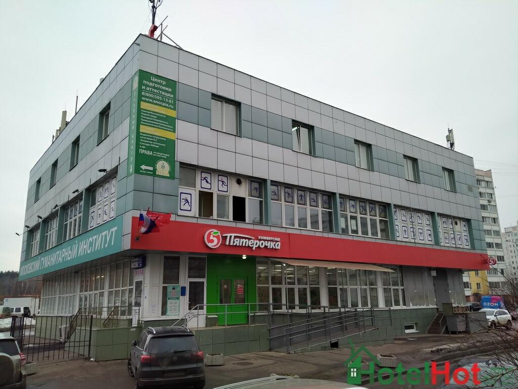 Хостел «ХотелХот Скобелевская»