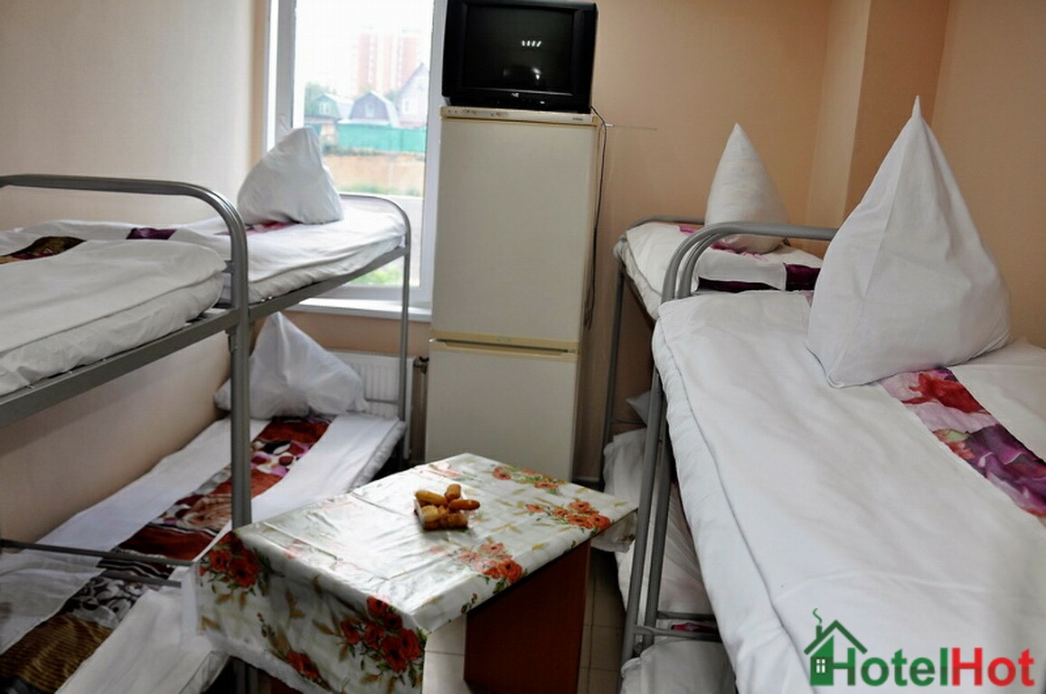 Общежитие «ХотелХот Ховрино»