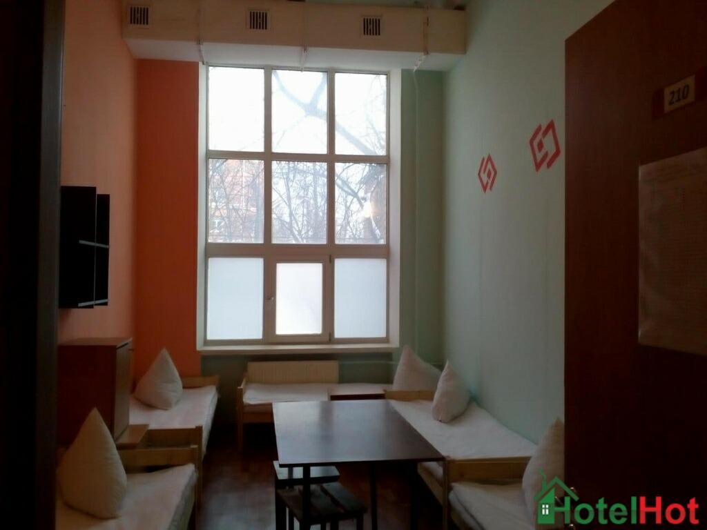 Общежитие «ХотелХот Сокольники»