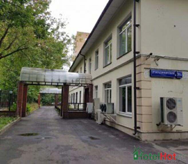 Общежитие метро Перово