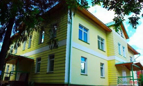 Общежитие Фирсановская (Зеленоград)