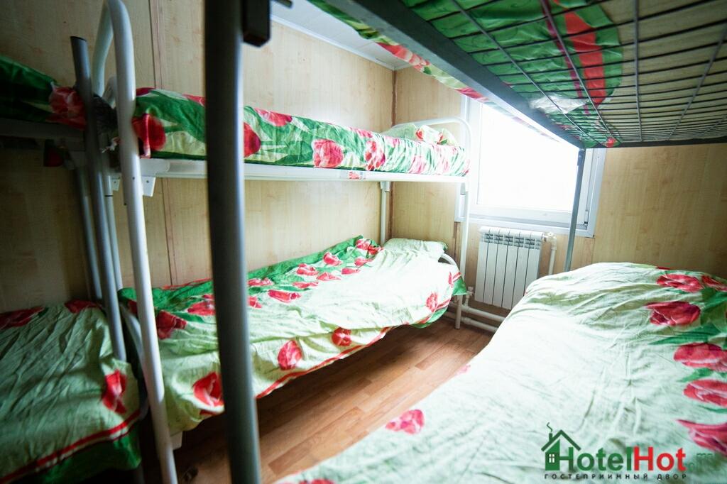 Общежитие «Михайловская Слобода»