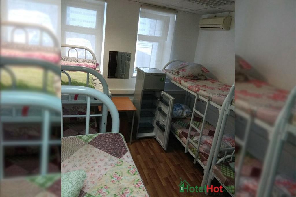 Общежитие «ХотелХот Шереметьево»